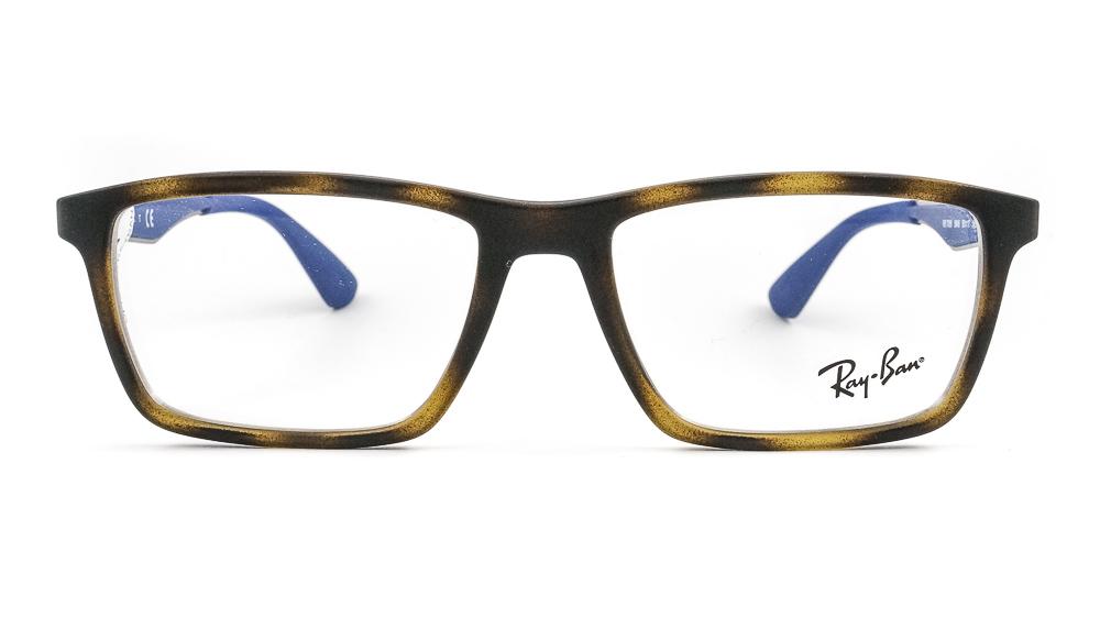 Brille Brillenfassung RAY BAN 7056 5645 | eBay