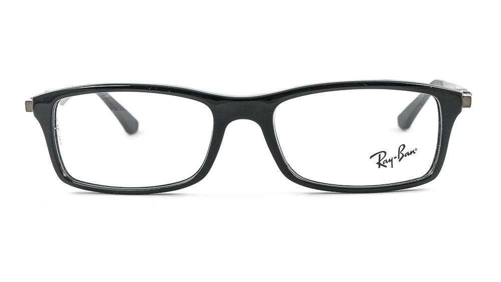 Brille Brillenfassung RAY BAN RX 7017 2000 54 | eBay